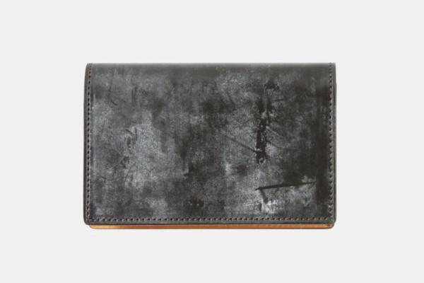 Bridle Leather ブライドルレザー名刺入れ