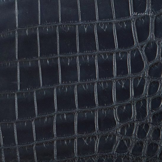 長方形の班(鱗)模様