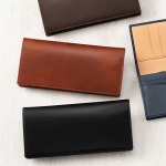 シラサギレザーの革財布