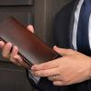 CORDOVAN財布の魅力とは?!「自然な光沢」「エイジング」「希少性」