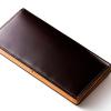 ハイフライヤー|水染めコードバン仕様の長財布