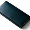 カラブリア|プルアップレザー仕様の長財布